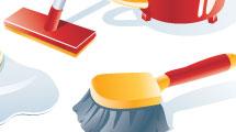 Elementos para limpiar