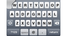 Elementos UI de iPhone