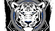 Emblema con tigre