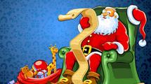 Escenas de Papa Noel