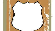 Escudo con Marco Grunge