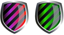 Escudos Rayados