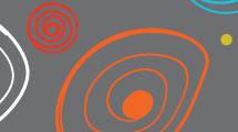 Espirales multicolores