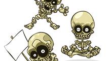 Esqueletos simpáticos