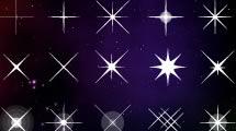 Estrellas y destellos