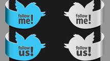 Etiquetas de Twitter