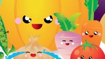 Familia de vegetales
