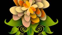 Flor de Muchos Pétalos