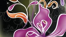 Flor y pimpollo