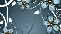 Flores celestes
