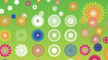 Flores circulares