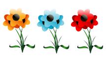 Flores Coloridas 2