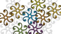 Flores Swirls