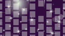 Fondo abstracto: Cuadros sobre violeta