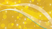 Fondo abstracto: Destellos amarillos