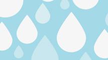 Fondo con gotas de lluvia