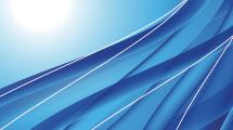 Fondo con ondas en color azul