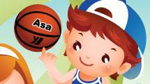 Fondo infantil deportivo