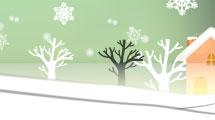 Fondo invierno