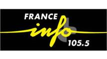 Logo France Info radio