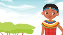 África: fondo tradicional