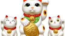 Iconos del Maneki Neko