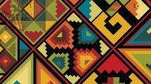 Geométrico multicolor