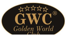 Logo Golden World Club