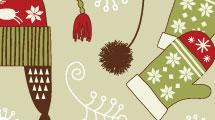 Gorros y guantes de lana