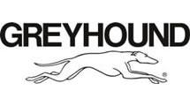 Logo Greyhound Bus Lines