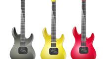 Guitarras con brillo