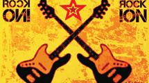 Guitarras grunge amarillas