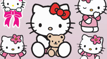 Hello Kitty: Cinco modelos diferentes