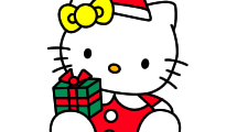 Hello Kitty con Regalo