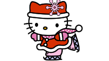 Hello Kitty - Navidad