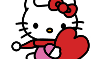Hello Kitty - San Valentín