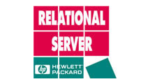 Logo Hewlett Packard Relational