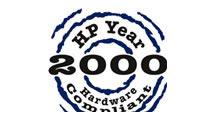 Logo HP 2000 Hardware Compliant