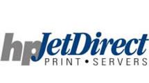 Logo HP JetDirect