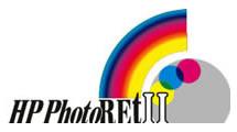Logo HP PhotoRET2