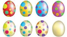 Huevos 3D