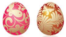 Huevos con arte