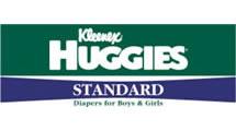 Logo Huggies standard