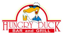 Logo Hungry Duck