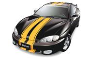 Hyundai negro y amarillo