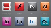Iconos de Adobe