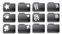 Iconos de Carpetas