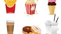 Iconos de comidas
