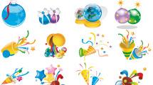 Iconos de Fiestas