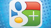Iconos de Google Plus